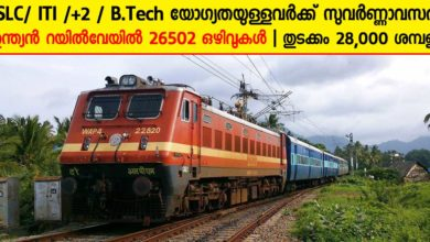 Photo of Indian Railway Recruitment 2018: Apply online for 26502 ALP and Technicians Posts
