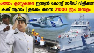 Photo of Indian Coast Guard Recruitment for Navik Posts