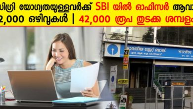 Photo of SBI PO Recruitment 2020: Apply Online Now for 2000 Probationary Officer Vacancies.