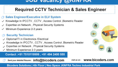 Photo of Kinfra Techno Industrial Park Kakanchery: Apply for Sales Engineer & CCTV Technician Vacancies