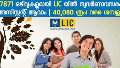 Photo of Life Insurance Corporation of India (LIC) Recruitment 2019: Apply online Now for 7871 Assistant Vacancies.